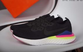耐克Epic React Flyknit 1瑞亚一代跑鞋