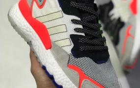 阿迪达斯Nite Jogger夜行者系列跑鞋