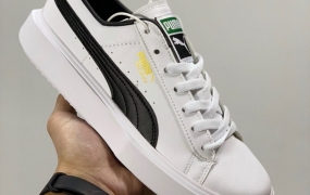 彪马Puma Breaker Leather板鞋