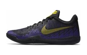 耐克 Nike Kobe Mamba Rage科比曼巴针织面实战篮球鞋