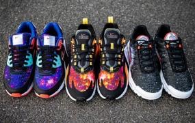 "Nike Air Max"" Supernova 2020""套装探索宇宙"