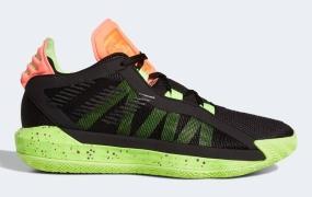 """即将发售的adidas Dame 6"""" Signal Green""""将于5月底上市"""