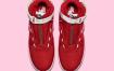 您会喜欢的Emotionally Unavailable X Nike Air Force 1 High'Valentine's Day'球鞋