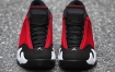 "近赏AIR JORDAN 14"" GYM RED"""