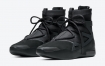 "NIKE AIR FEAR OF GOD 1"" TRIPLE BLACK""将于7月4日再次发布"