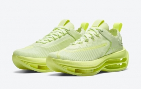 """NIKE ZOOM DOUBLE STACKED"""" BARELY VOLT""""发售日期"""