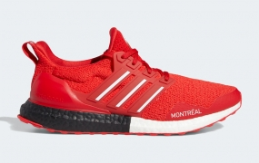 ADIDAS ULTRA BOOST DNA MONTREAL发售日期:SCARLET RED