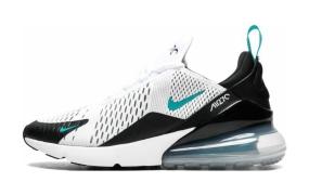 耐克 Nike Air Max 270 半掌气垫网面跑鞋