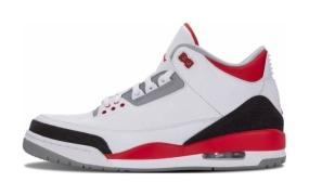 乔丹 Air Jordan 3 Retro AJ三代中帮实战篮球鞋