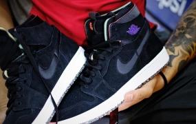 "第一眼:乔丹Air Jordan 1 High Zoom"" Court Purple"""