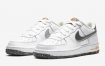 这款NIKE AIR FORCE 1 CRATER配有可再生大底