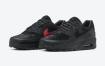 Nike Air Max 90黑色异国印花