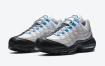 """耐克 Nike Air Max 95"""" Laser Blue""""的官方照片"""