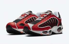 """耐克 Nike Air Max Tailwind 4""""智利红""""即将上市"""