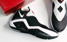 耐克Nike LeBron Soldier 14 Surfaces黑色/白色