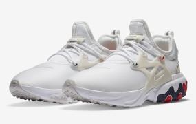 耐克 Nike React Presto登陆美国风格的Colorway