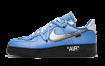 "详细了解Off-White x Nike Air Force 1"" MCA""样品"