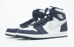 "日版乔丹 Air Jordan 1 High OG CO.JP的"" Midnight Navy""即将面世"