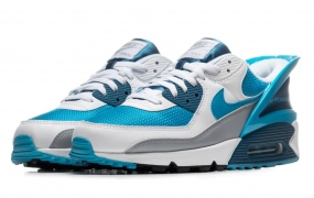 """Nike Air Max 90 FlyEase发布"""" Laser Blue"""""""
