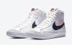 耐克 Nike Blazer Mid配白色反向徽标