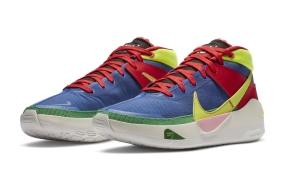 """Nike KD 13"""" NY vs NY""""即将问世"""