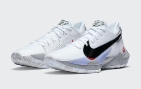"耐克 Nike Zoom Freak 2"" White Cement""将于十月发布"
