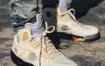 "Off-White x Air Jordan 5"" Sail""发布日期"