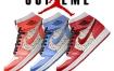 Supreme x Air Jordan 1 Collab传2021年