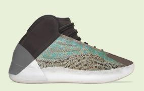 """阿迪达斯 adidas Yeezy椰子 Quantum"""" Ophanim"""" 9月发售"""