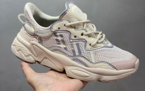 阿迪达斯Adidas Originals Ozweego 简版椰子3M反光复古 水管老爹鞋