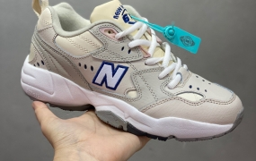 New Balance NB官方2020新款608系列WX608MU1复古休闲老爹鞋