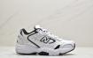 新百伦New Balance NB官方女款452系列WX452SB时尚简约复古休闲鞋老爹鞋