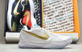 "Undefeated x Nike Kobe 5 What If Pack 联名套装 全新的Undefeated x Nike Zoom Kobe 5 Protro ""What If""主题联名套装"