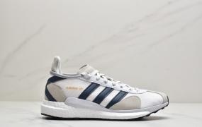 阿迪达斯TOKIO SOLAR HM HUMAN MADE与adidas Originals全新合作系列休闲运动鞋