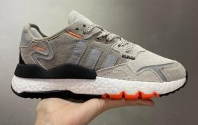 Adidas Nite Jogger 2020 Boos 三叶草 联名夜行者ID:355JLD1024