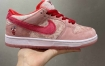 Nike SB Dunk Low x StrangeLove 情人节 原配双鞋盒 区别市面先行尝鲜版