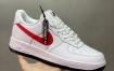公司级 Nike Air Force 1 Low耐克 空军低帮板鞋 鸳鸯勾白蓝红配色
