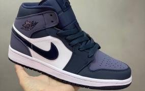 乔丹/Air Jordan 1 Mid AJ1 乔1 中帮百搭休闲运动板鞋ID:078GGD1027