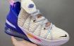 """耐克Nike Lebron China XVIII EP""""Empire Jade""""勒布朗·詹姆斯18代签名战靴内室实战高帮运动飞篮织球鞋"""