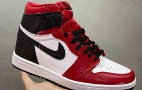 乔丹/Air Jordan 1 Mid AJ1 乔1 中帮百搭休闲运动板鞋ID:456JVD1101