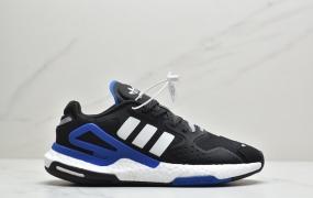 阿迪达斯adidas三叶草 Originals 2020 Day Jogger Boost 2020版慢跑者系列夜行者2代运动跑鞋