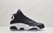 "耐克 Air Jordan 13 Retro""He Got Game "" 3M反光 黑白熊猫"