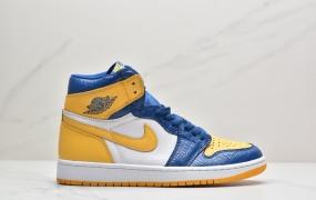 乔丹Air Jordan 1 Mid AJ1 乔一高帮篮球鞋#原厂内置气垫魔块ID:ZGD193-PJF