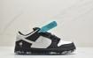 """耐克Jeff Staple x Nike SB Dunk Low """"Pigeon"""" 3.0""""黑白熊猫鸽子""""低帮经典百搭休闲运动板鞋"""