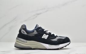 新百伦/New Balance W992GG复古跑鞋ID:ZZD103-PJG