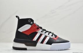 阿迪达斯Adidas Adidas Rivalry RM 真标真爆 Adidas 三叶草 Adidas Rivalry RM 高帮板鞋