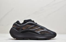 阿迪达斯ANU ICE Jelly Clunky Sneaker 过胶3D打印老爹风百搭慢跑鞋
