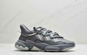 阿迪达斯adidas OZWEEGO 水管复古老爹鞋ID:JKD544-PJS