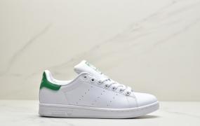 阿迪达斯Adidas Stan Smith 史密斯 仿头层皮 休闲百搭板鞋