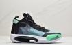纯原版本 Air Jordan XXXIV PF AJ34 乔34代 未来概念轻量化篮球鞋
